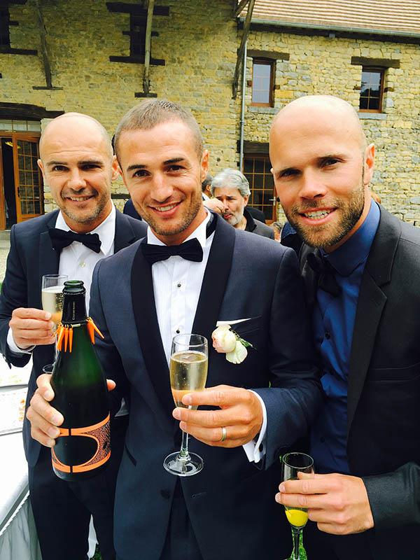 Champagne Julie Nivet - Mariage