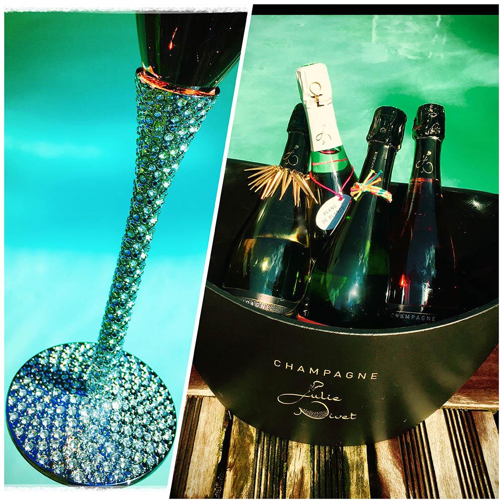 Champagne Julie Nivet - Evenement
