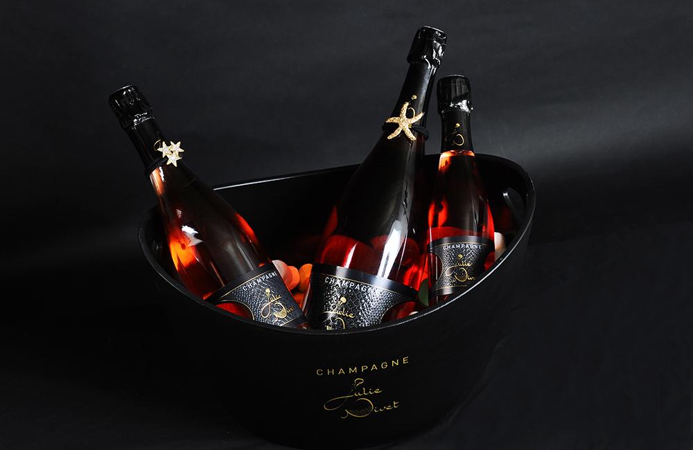 Vasque Champagne Rosé