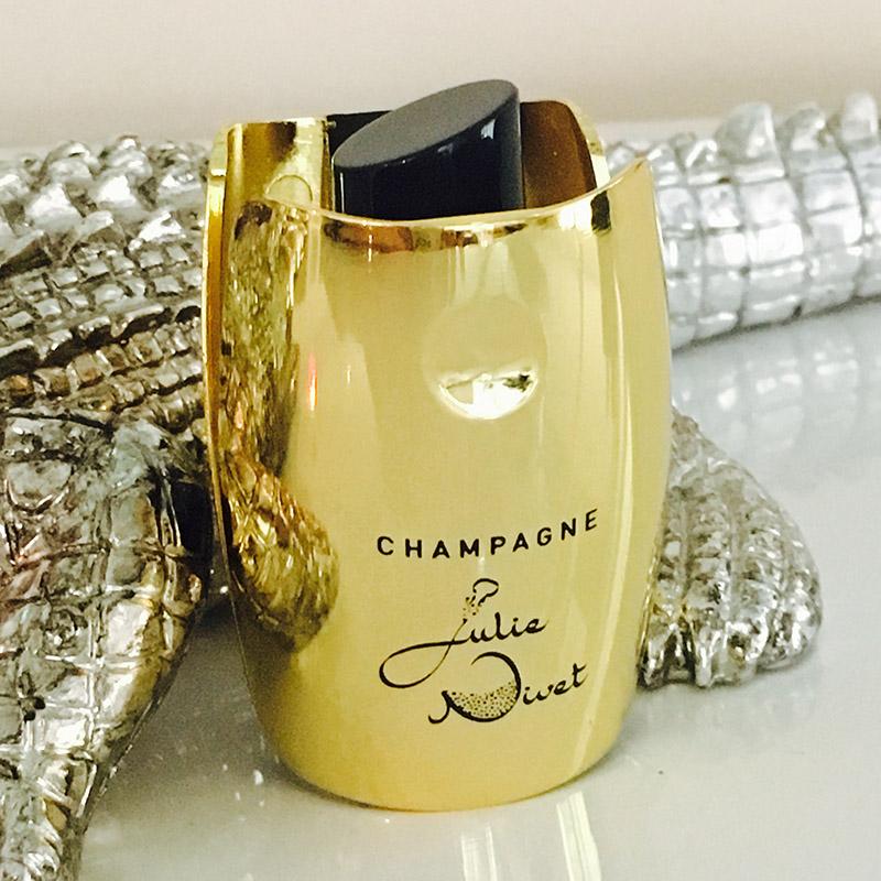 Champagne cap Julie Nivet - Gold