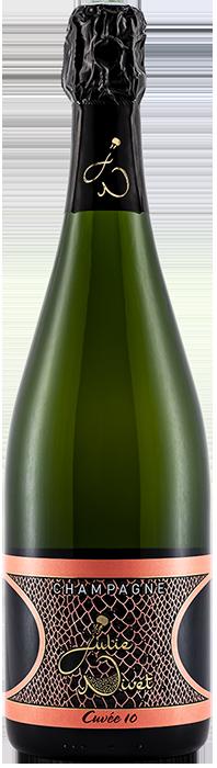 Champagne Julie Nivet Brut Cuvée 10